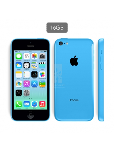 iPhone 5C 16GB Blu