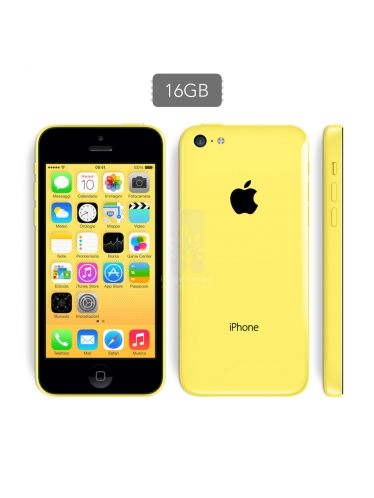 iPhone 5C 16GB Giallo