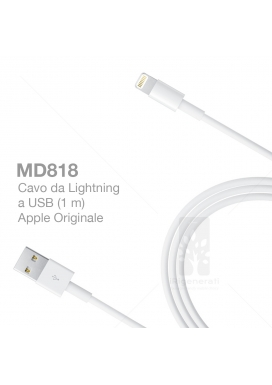 Cavo da Lightning a USB Apple