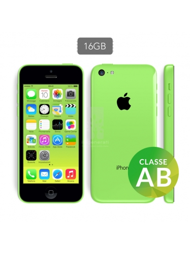 iPhone 5C 16GB Verde AB