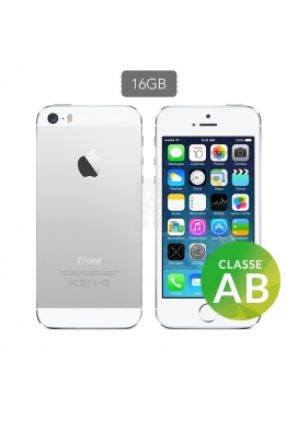 iPhone 5S 16GB Argento AB