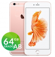iPhone 6S 64GB Rose Gold Oro Rosa