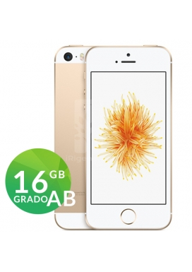 iPhone SE 16GB Oro Gold
