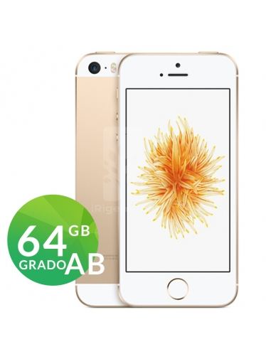 iPhone SE 64GB Oro Gold